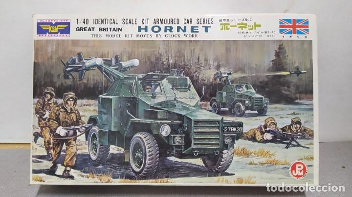 GREAT BRITAIN HORNET KSN 1/40. NUEVO, BOLSA SIN ABRIR (Juguetes - Modelismo y Radiocontrol - Maquetas - Militar)
