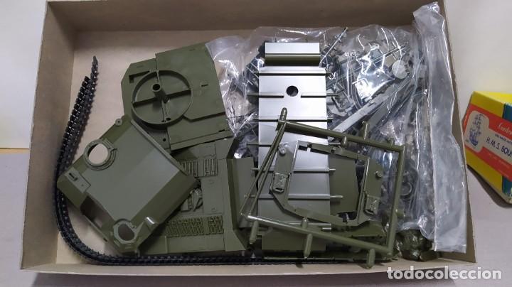 Maquetas: 8 inch self propelled howitzer renwal blue print models. Nuevo - Foto 4 - 228565590