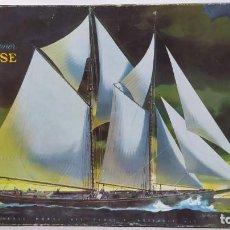 Maquetas: THE SCHOONER BLUENOSE AURORA . NUEVO. Lote 228569010
