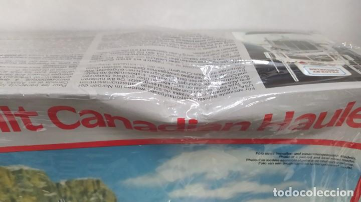 Maquetas: Peterbilt Canadian hauler Revell 1/25. Nuevo, todas las bolsas precintadas. - Foto 5 - 229175400