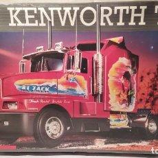 Maquetas: KENWORTH T 600 REVELL 1/25 REF 7528. NUEVO, CAJA PRECINTADA. SEALED. Lote 229231175