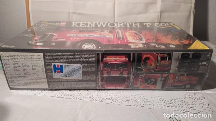 Maquetas: Kenworth t 600 Revell 1/25 ref 7528. Nuevo, caja precintada. sealed - Foto 2 - 229231175