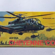 Maquetas: AH-56A CHEYENNE COPTER AURORA 502. NUEVO AÑO 68. Lote 229337010