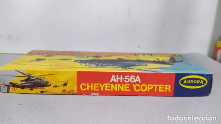 Maquetas: Ah-56a Cheyenne copter Aurora 502. Nuevo año 68 - Foto 2 - 229337010