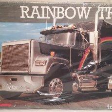 Maquetas: RAINBOW TRUCK 1/24 REVELL 7537. NUEVO. Lote 229438255
