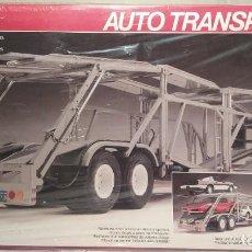 Maquetas: AUTO TRANSPORTER 1/25 REVELL 7537. NUEVO, AÑO 1983.. Lote 229442225
