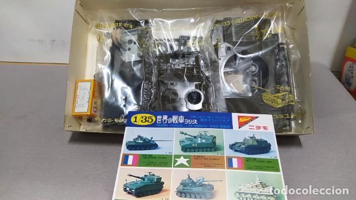 Maquetas: NICHImo FRENCH ARMY TANK AMX 30 (1967) 1/35 MOTORIZED . Nuevo - Foto 2 - 230045555