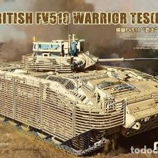 Maquettes: MENG SS017 # 1:35 BRITISH FV510 WARRIOR TES(H) AIFV. Lote 230264315