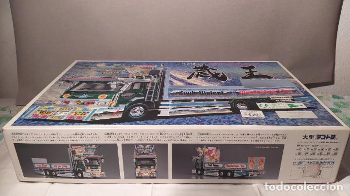 Maquetas: Mitsubishi fuso The decotora 13 zaoh 1/32 aoshima. Nuevo - Foto 2 - 230444550