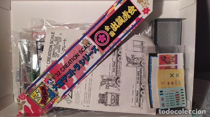 Maquetas: Mitsubishi fuso The decotora 13 zaoh 1/32 aoshima. Nuevo - Foto 4 - 230444550