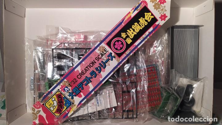 Maquetas: Mitsubishi fuso The decotora 13 zaoh 1/32 aoshima. Nuevo - Foto 5 - 230444550