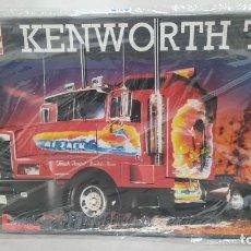 Maquetas: KENWORTH T 600 REVELL 1/25 REF 7528. NUEVO, BOLSAS SIN ABRIR.. Lote 231526425