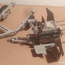 Maquettes: LOTE DE CAÑÓN 1/35 MONTADO Y PINTADO. Lote 232174165