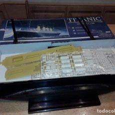 Maquetas: TITANIC 1:360 EDICIÓN CENTENARIO.. Lote 232935815