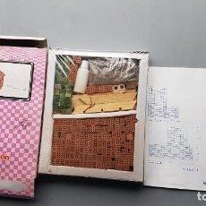 Maquetas: KIT DE CONSTRUCCIÓN CON PIEZAS CERÁMICAS DE CASA. Lote 233049361
