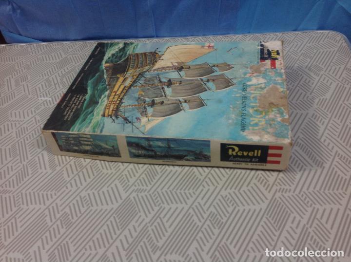 Maquetas: Antigua maqueta de barco de Revell . Nao Victoria - Foto 3 - 233256945