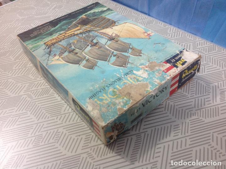 Maquetas: Antigua maqueta de barco de Revell . Nao Victoria - Foto 4 - 233256945