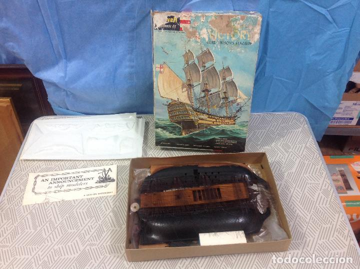 Maquetas: Antigua maqueta de barco de Revell . Nao Victoria - Foto 5 - 233256945