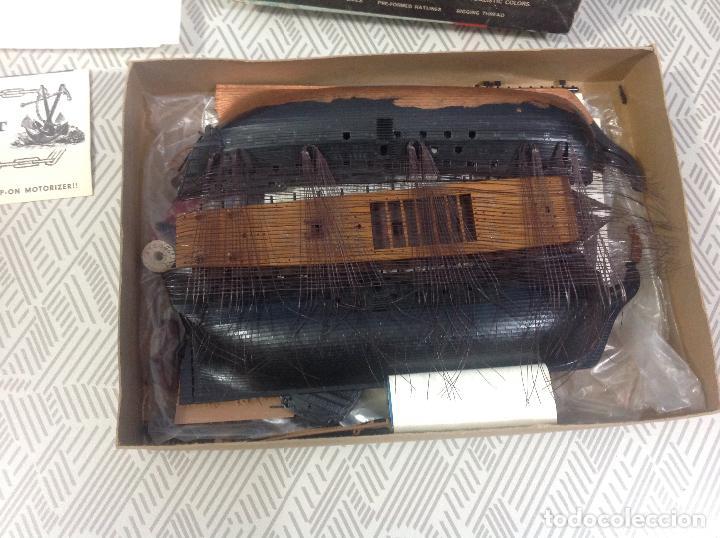 Maquetas: Antigua maqueta de barco de Revell . Nao Victoria - Foto 6 - 233256945