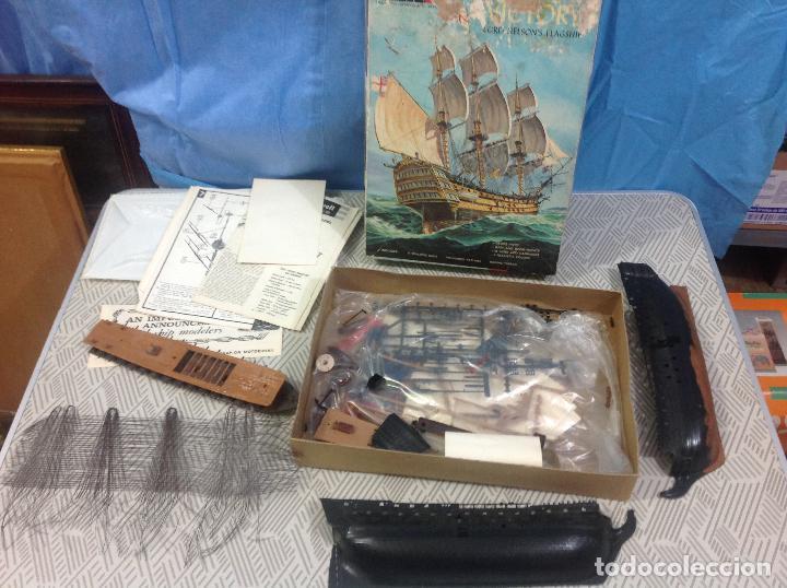 Maquetas: Antigua maqueta de barco de Revell . Nao Victoria - Foto 7 - 233256945
