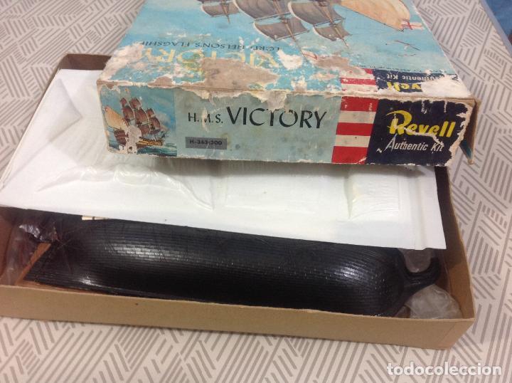 Maquetas: Antigua maqueta de barco de Revell . Nao Victoria - Foto 10 - 233256945