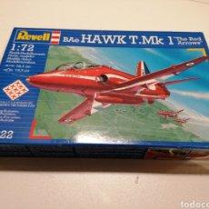 Maquetas: MAQUETA AVION REVELL HAWK THE RED ARROWS. Lote 234102990