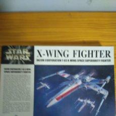 Maquetas: X-WIN STAR WARS. Lote 234759780