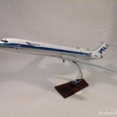 Maquettes: MAQUETA AVIÓN MD-88 AVIACO. Lote 234813800