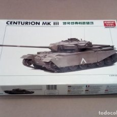 Maquettes: TANQUE CENTURION MK III - ACADEMY MINICRAFT - ESCALA 1/35. Lote 235034100
