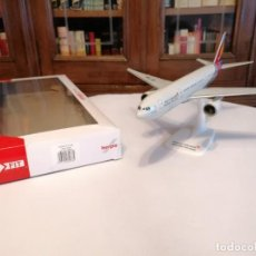 Maquetas: HERPA 1/200 609784 BOEING B777-200 ASIANA AIRLINES NUEVO. Lote 235195445