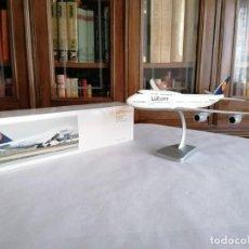 Maquetas: LIMOX 1/200 BOEING 747-8 BRANDENBURG LUFTHANSA NUEVO. Lote 235198655