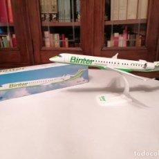 Maquetas: BINTER CANARIAS 1/100 CRJ1000 CANADAIR BOMBARDIER NUEVO. Lote 235199265