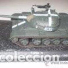Maquetas: T-55. METAL ALTAYA + EVISTA. MODELO NUEVO. Lote 235410975
