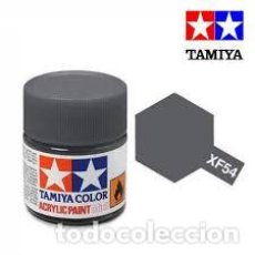 Maquettes: TAMIYA - DARK SEA GREY XF-54. Lote 235853790