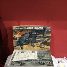 Maquetas: MAQUETA AH_60L DAP BLACK HAWK .VER FOTOS. Lote 236398865
