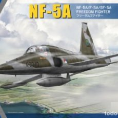 Maquetas: KINETIC 48110 # NF-5A FREEDOM FIGHTER II (EUROPE EDITION) NL+N 1:48. Lote 236460410