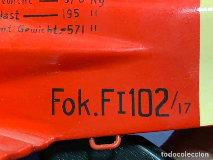 Maquetas: MAQUETA AVION TRIPLANO VON RICHTHOFEN FOKKER DR I F I 102 FILIPINAS MADERA METAL 15X36,5X31CMS - Foto 11 - 236745510