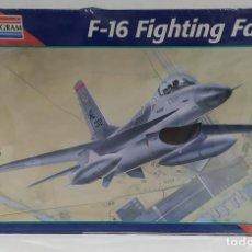 Maquetas: MAQUETA MONOGRAM F-16 FIGHTING FALCON ESCALA 1/48. Lote 236803040