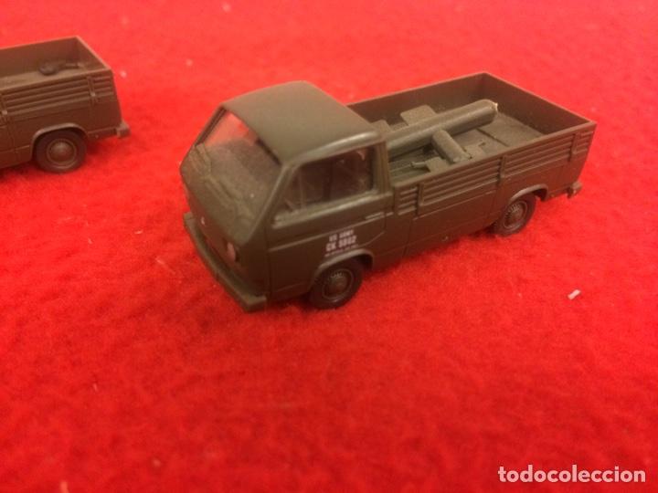 Maquetas: 2 w trasporter de Rocco - Foto 2 - 236896525