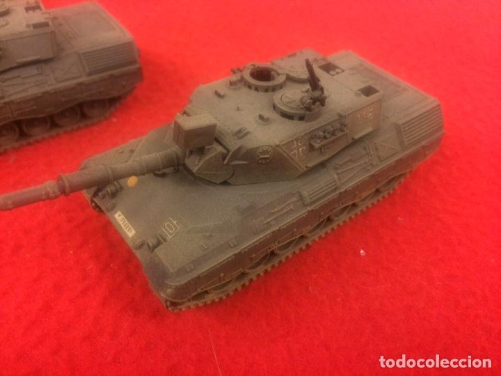 Maquetas: 5 Leopard A4 de Rocco - Foto 2 - 236905350