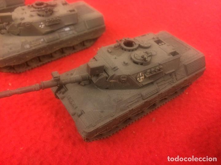 Maquetas: 5 Leopard A4 de Rocco - Foto 3 - 236905350