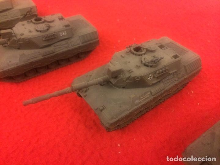 Maquetas: 5 Leopard A4 de Rocco - Foto 4 - 236905350