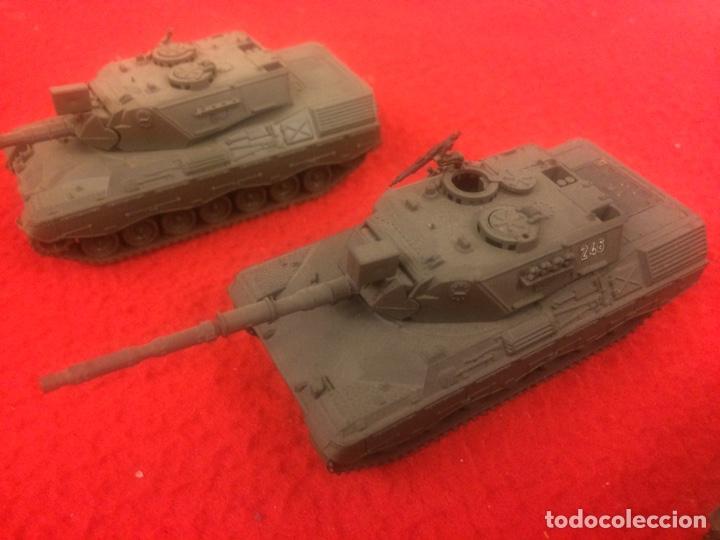 Maquetas: 5 Leopard A4 de Rocco - Foto 6 - 236905350