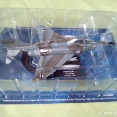 Maquetas: AVIÓN F-4F PHANTOM II ALEMANIA. ESC. 1/100. SALVAT. NUEVO.. Lote 237748805