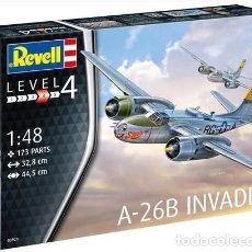 Maquetas: REVELL 03921 # A-26B INVADER 1:48. Lote 238109290