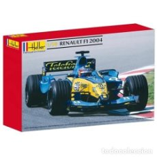 Maquettes: HELLER 80797 # 1:18 F1 RENAULT 04. Lote 238207900