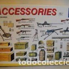 Maquettes: ITALERI - ACCESORIES 1/35 407. Lote 238248040