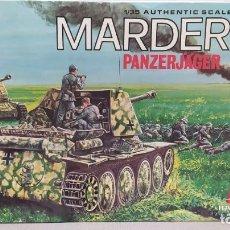 Maquetas: MARDER III PANZERJÄGER 38 T ITALAEREI 1/35.NUEVO BOLSAS SIN ABRIR.. Lote 238402625