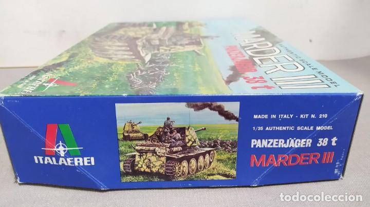 Maquetas: Marder III panzerjäger 38 T Italaerei 1/35.nuevo bolsas sin abrir. - Foto 2 - 238402625