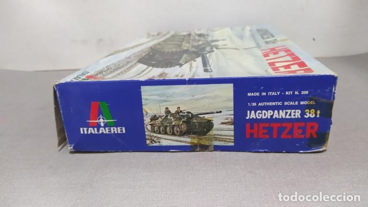 Maquetas: Hetzer jagdpanzer 38 T Italaerei 1/35.nuevo bolsas sin abrir. - Foto 3 - 238403420